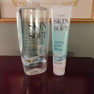 NWOT Avon skin so soft